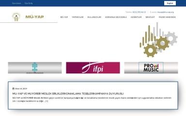 mu-yap.org screenshot