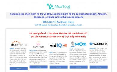 http://muatool.com screenshot