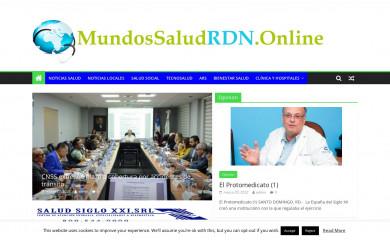 mundosaludrdn.online screenshot