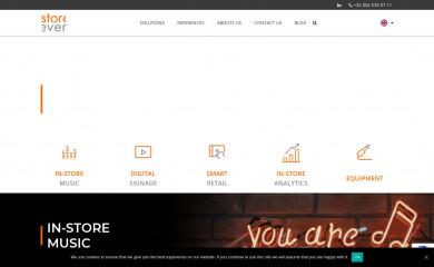 musicmatic.com screenshot