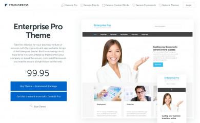 http://my.studiopress.com/themes/enterprise/ screenshot