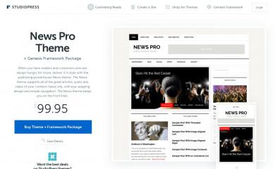 News Pro screenshot