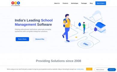 myclassboard.com screenshot