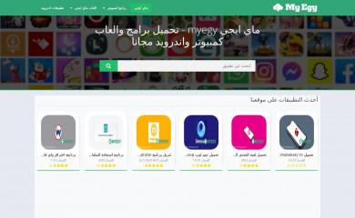 myaegy.com screenshot