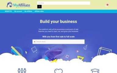 http://myaffiliate.store screenshot