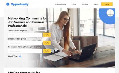 myopportunity.com screenshot