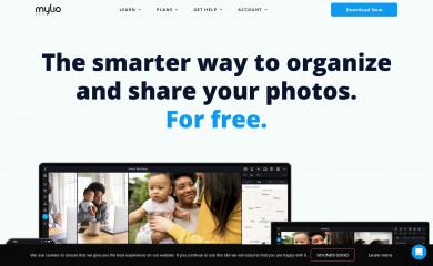 mylio.com screenshot