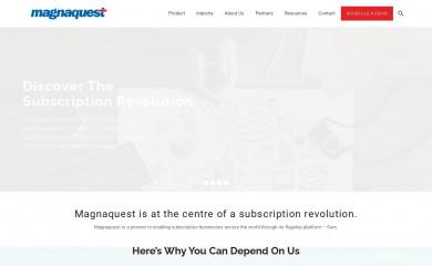 magnaquest.com screenshot
