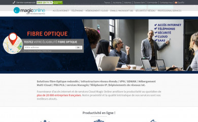 magic.fr screenshot