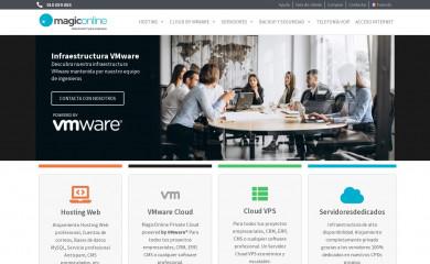 magiconline.es screenshot
