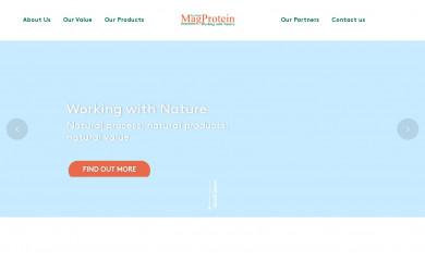 magprotein.ng screenshot