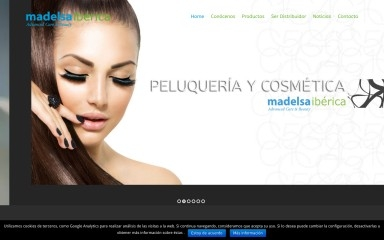 http://madelsa.es screenshot