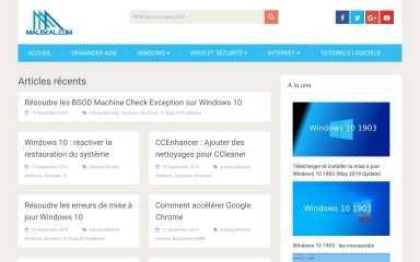 malekal.com screenshot