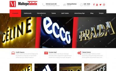 maltepetabela.com.tr screenshot