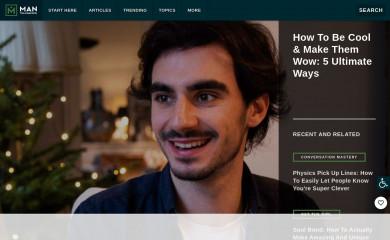 mantelligence.com screenshot