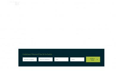 manzanatravel.com screenshot