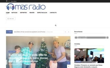 masradio.fm screenshot