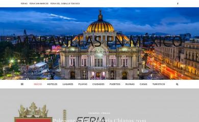 maravillasenmexico.com.mx screenshot