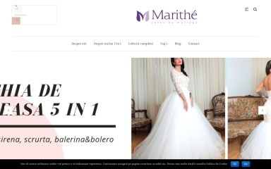 marithe.ro screenshot