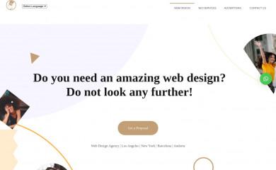 marketingluxor.com screenshot