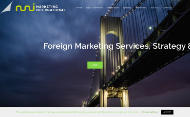 marketing-international.com screenshot