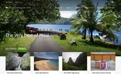 mauiguidebook.com screenshot