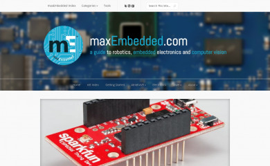 http://maxembedded.com screenshot