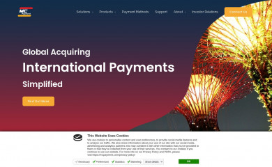http://mcpayment.com screenshot
