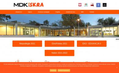 mdk.pila.pl screenshot