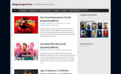 megajuegosfree.com screenshot