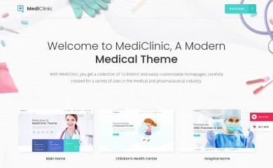 MediClinic screenshot