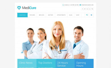Medicure screenshot