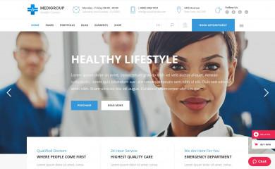 Medigroup screenshot