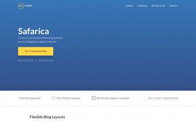 Safarica screenshot