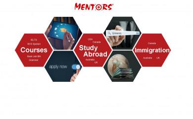 mentors.com.bd screenshot