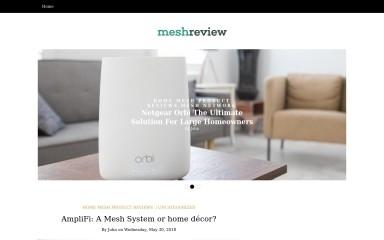 meshreview.com screenshot