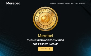 merebel.org screenshot