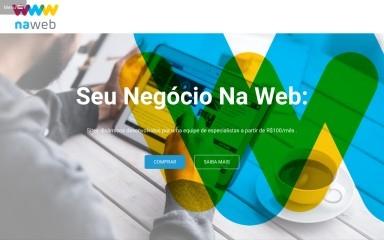 meunegocionaweb.com.br screenshot