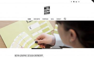 http://meyndesign.nl screenshot