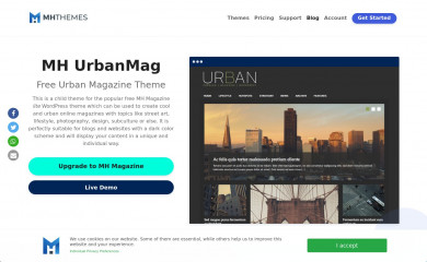 https://www.mhthemes.com/themes/mh/urbanmag/ screenshot