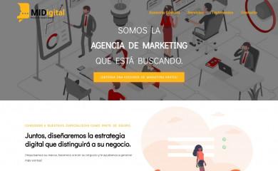 midigital-agency.com screenshot