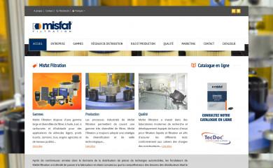 misfat.com.tn screenshot