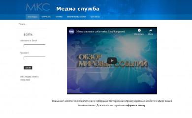 http://mkservice.tv screenshot
