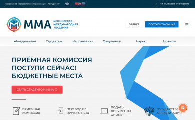 http://mmamos.ru screenshot