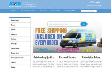 mmprint.com screenshot