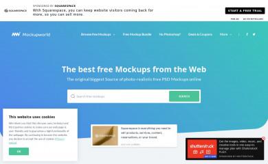 mockupworld.co screenshot