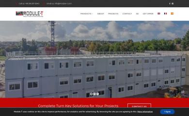 module-t.com screenshot