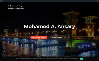 mohamedansary.com screenshot