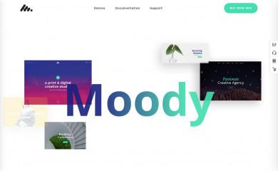http://moody.thememove.com screenshot