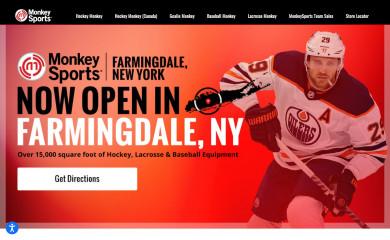 monkeysports.com screenshot